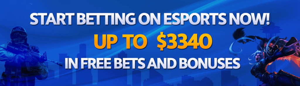 eSports Betting Bonus Offers