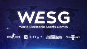 Wesg Chinese Groups Announced