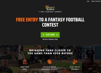 DraftKings Review #1