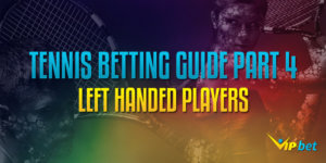 Left-handed players banner