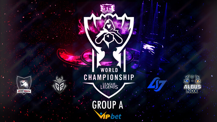 Worlds Betting Tips - Group A