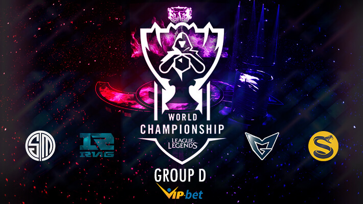 Worlds Betting Tips - Group D