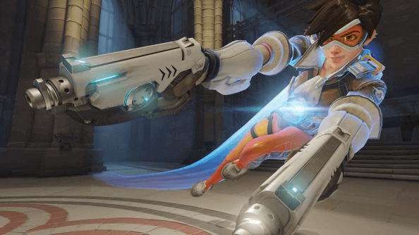 Overwatch quickly became one of the most popular games in eSports