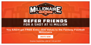 dfs promotion friendly rivalry