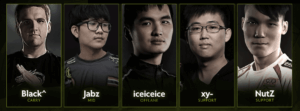 esports roster changes