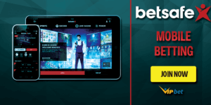 Betsafe App Review for Android & iOS