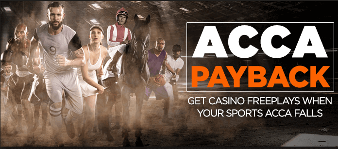 888Sport Acca Payback Promotion