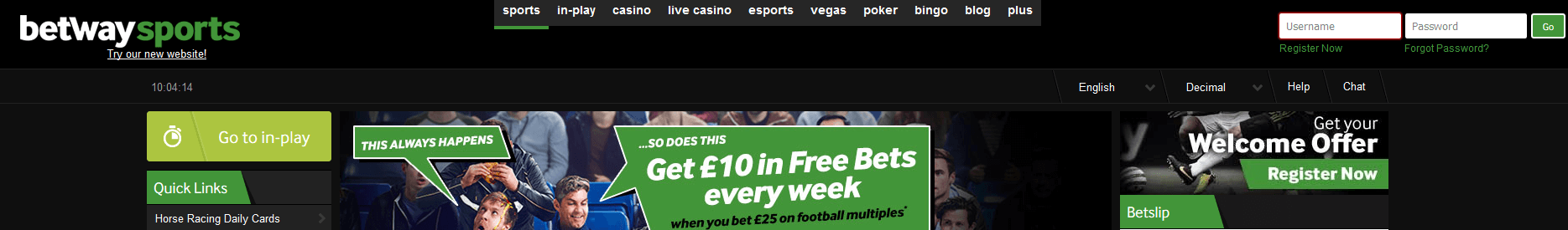 Betway Review How To 1