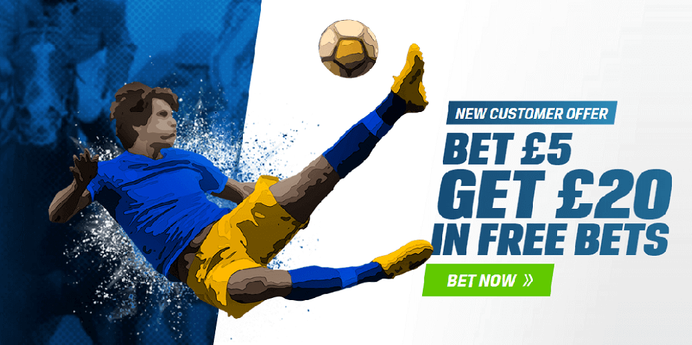 Coral Free Bet Welcome Offer