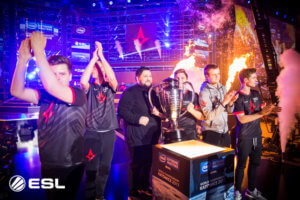 "Astralis Emerge Victorious In ""Counter Strike: Global Offensiv"
