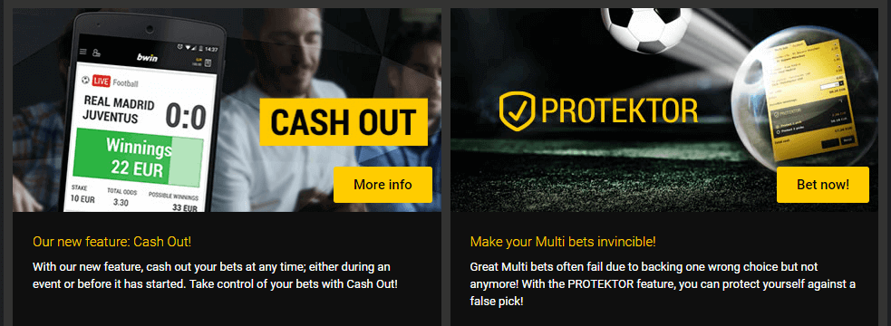 Further Bwin Promotion