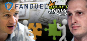 Draftkings Fanduel Merger Rumors Eccles Robins