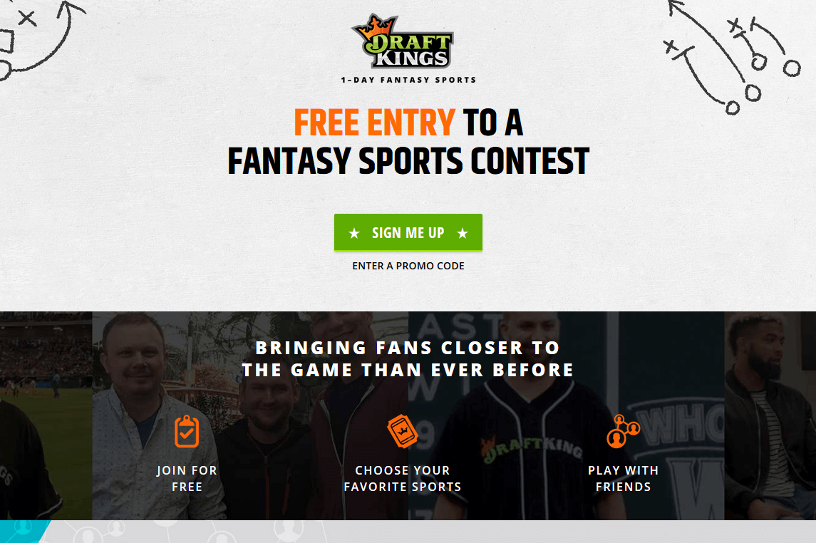 DraftKings Review How To 1