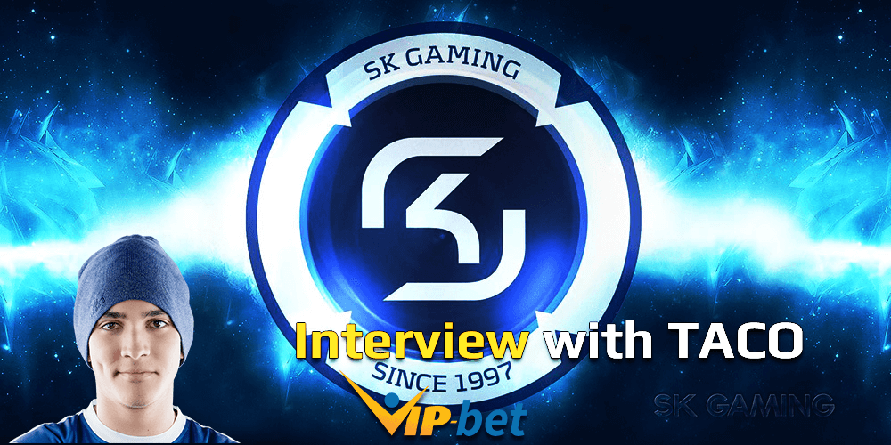 SK Gaming TACO Interview