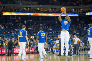 Golden State Warriors Pregame 6