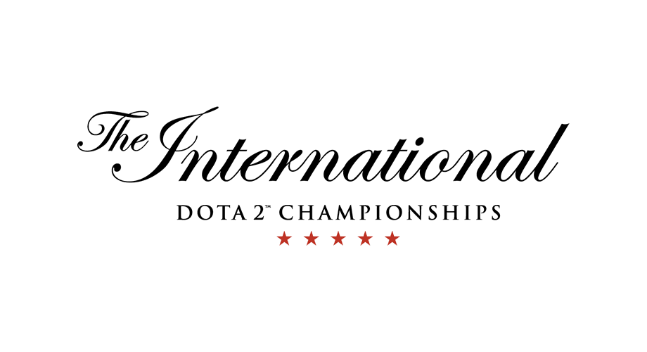 The International Dota 2 Championship Logo