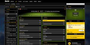 Bwin Live Betting Guide