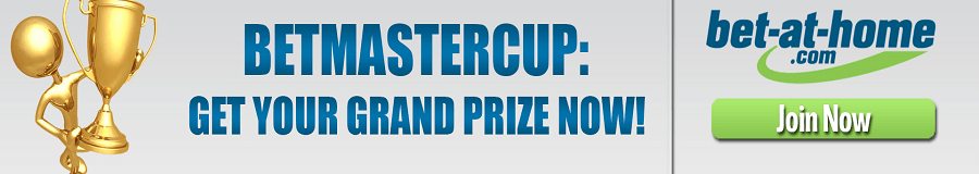 Bet-at-Home Betmaster Cup Promo