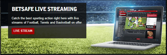 Betsafe Mobile Live Stream
