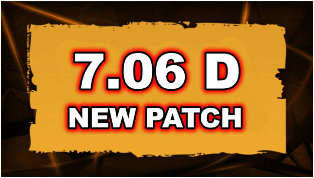 Dota 2 Patch 7.06d News