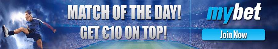 Mybet - Match of the Day