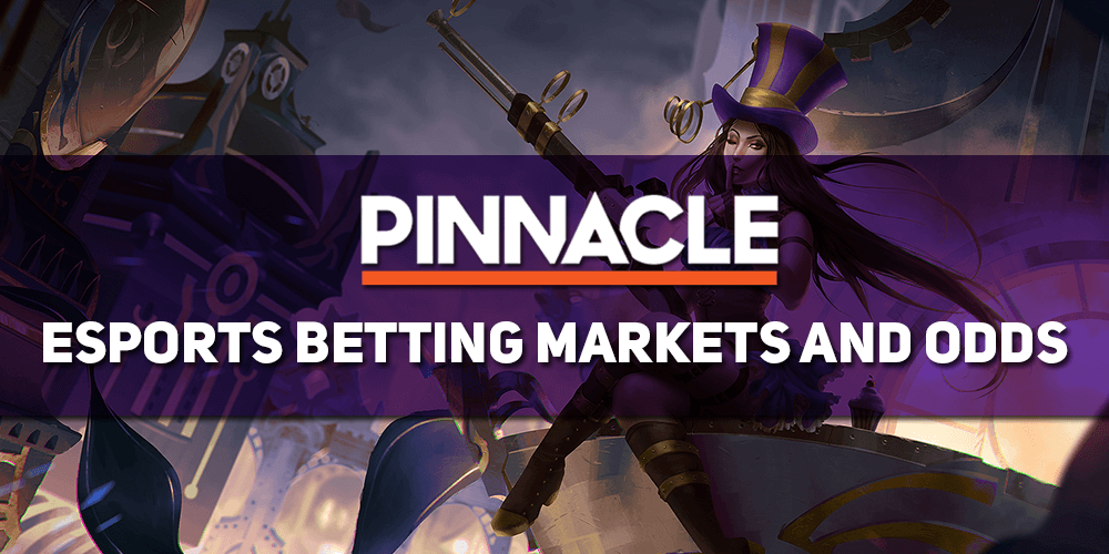 Pinnacle Esports Betting Markets And Odds