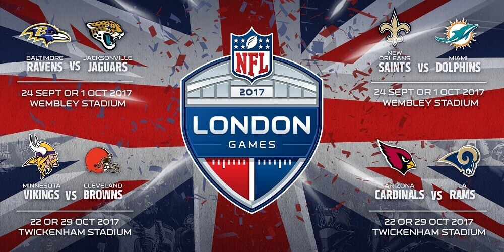 NFL 2017 International Games