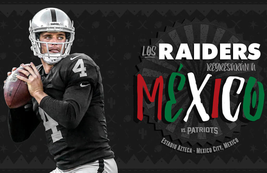 Raiders Mexico