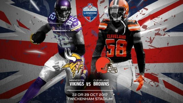 Vikings Vs Browns
