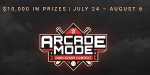 Arcade Mode High Score Contest