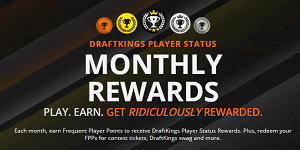 DraftKings Monthly Rewards