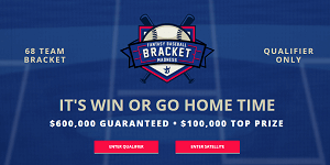 MLB $600.000 Bracket Madness