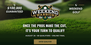 PGA $100.000 Weekend Warrior