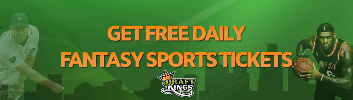Claim Free Daily Fantasy Sports Tickets & Money Back Offers