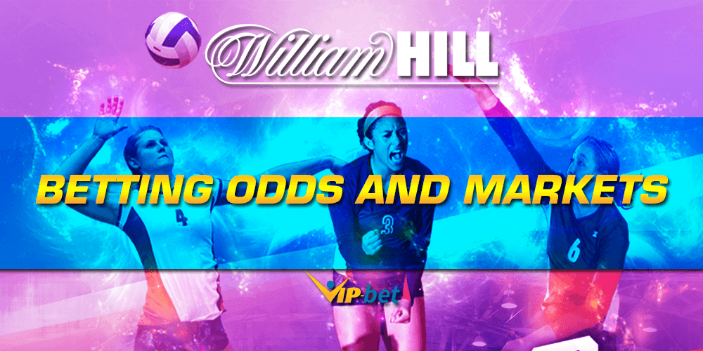 William Hill Betting Odds And Markets
