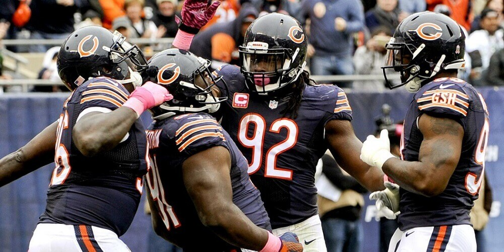 Bears D NFL Fantasy Football Week 10