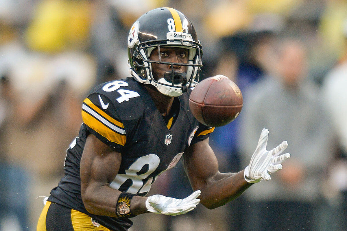 Antonio Brown 2019 player profile game log season stats career stats recent news If you play fantasy sports get breaking news and immerse yourself in the