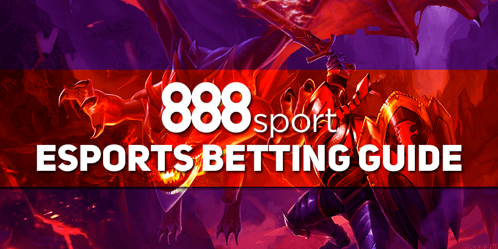 888 Esports Betting Guide
