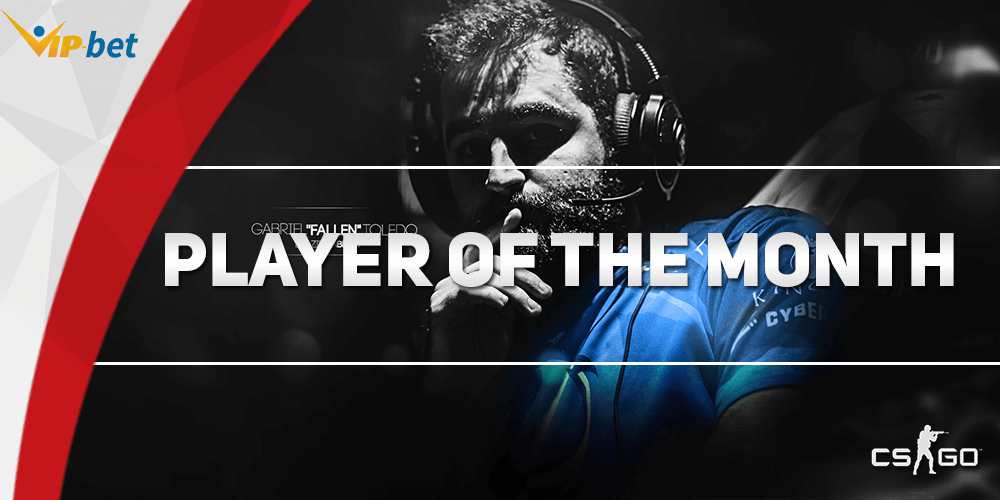 Player Of The Month Fallen
