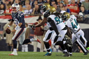 NFL Conference Championship games: The Eagles to host the Vikings, the Jags travel to Foxboro