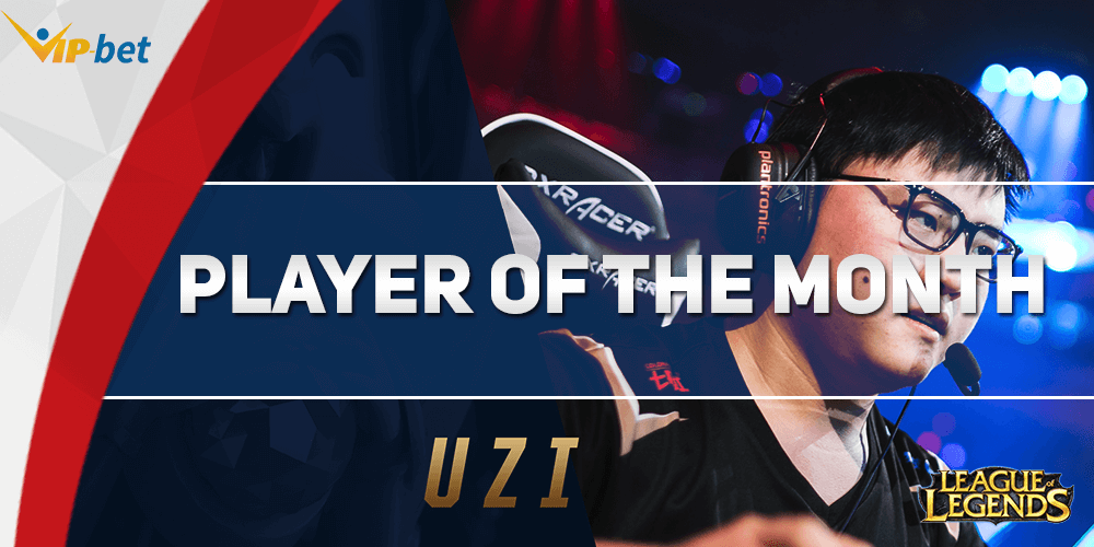 Player Of The Month Uzi