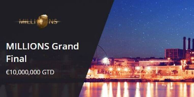 23 Million Dollar GTD At The Partypoker MILLIONS Grand Final Barcelona