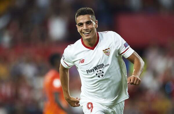 Ben Yedder Champions League Round of 16 Preview