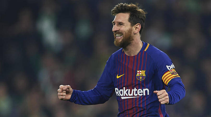 Messi Champions League Round of 16 Preview