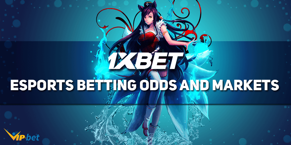 1xbet Esports Betting Markets