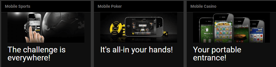 Bwin Mobile Betting App Products & Games