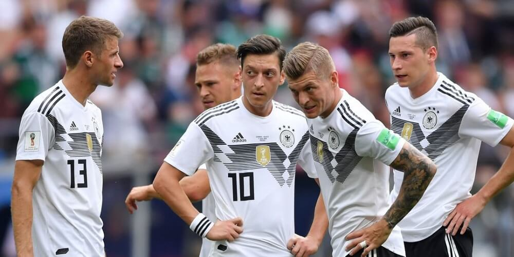 Saturday World Cup Picks Germany In Crisis