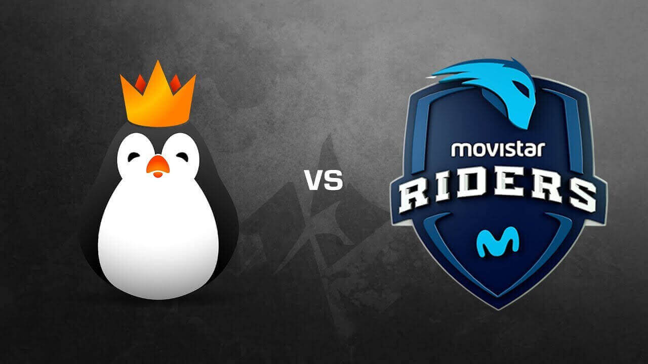 Team Kinguin vs Movistar Riders
