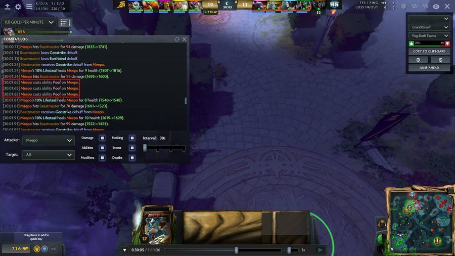 Thunder Predator disqualified from TI qualifiers
