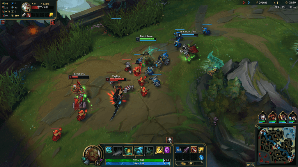 Riot Games to add 'experimental modes' to LoL